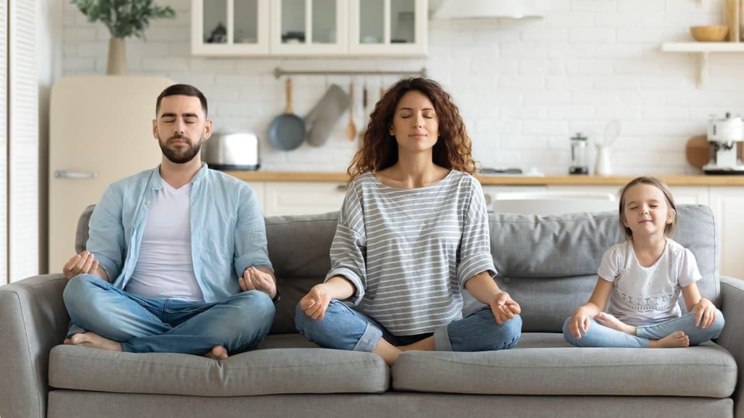 Wie hängen Psyche und körperliches Wohlbefinden voneinander ab?