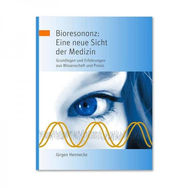 """Buchcover """"Bioresonanz: Eine neue Sicht der Medizin"""""""