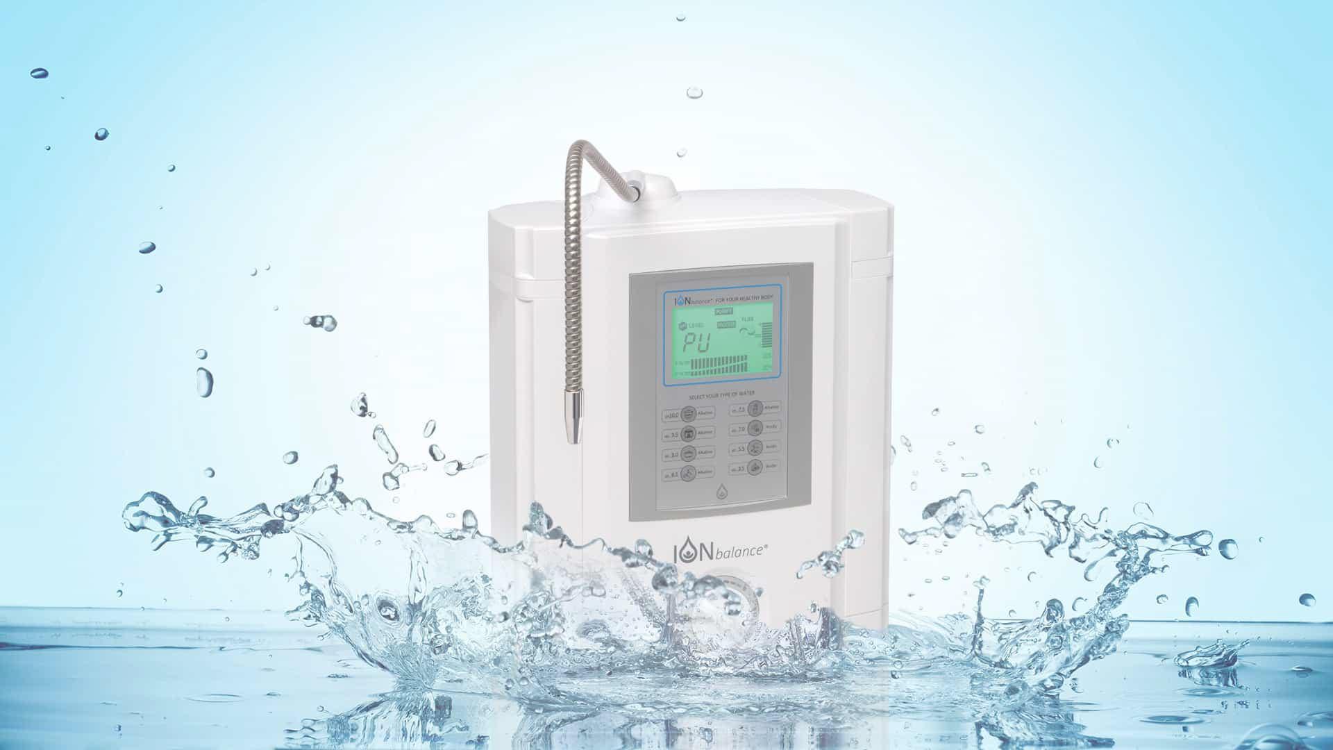 Wie kann ich basisches Wasser zu Hause herstellen?