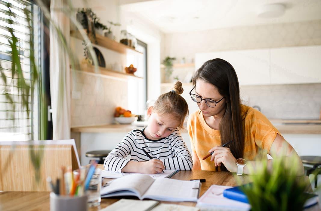 Wie kann sich mein Kind in der Schule besser konzentrieren?