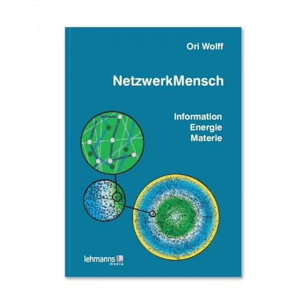"""Buchcover """"NetzwerkMensch"""""""