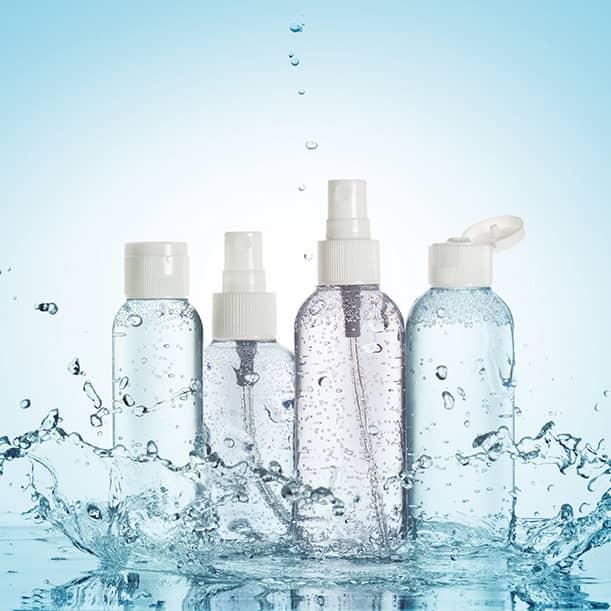 Saures Oxidwasser