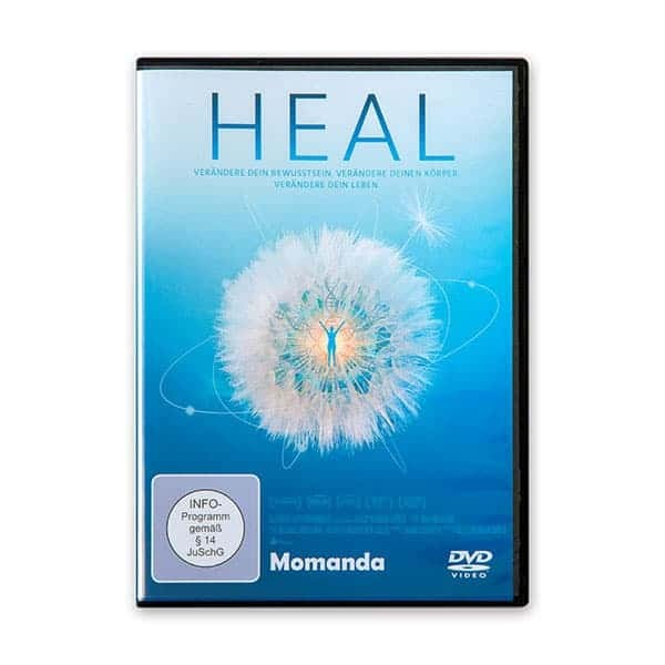"DVD-Cover ""Heal"""