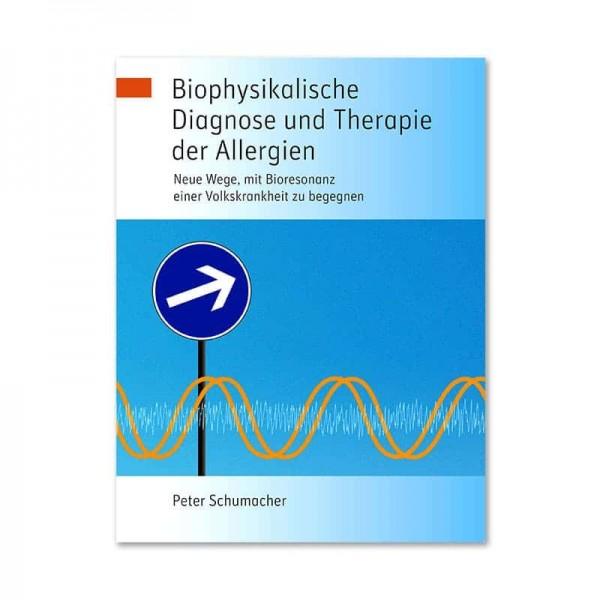 """Buchcover """"Biophysikalische Diagnose und Therapie der Allergien"""""""