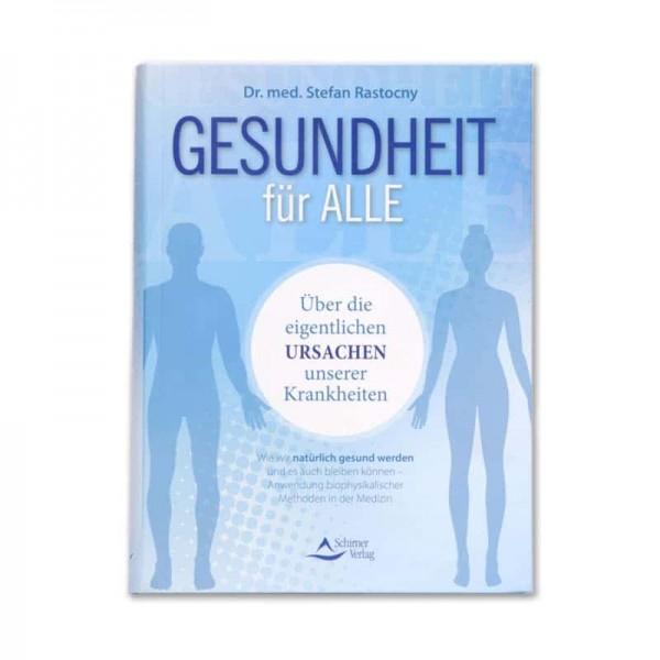 """Buchcover """"Gesundheit für Alle"""""""