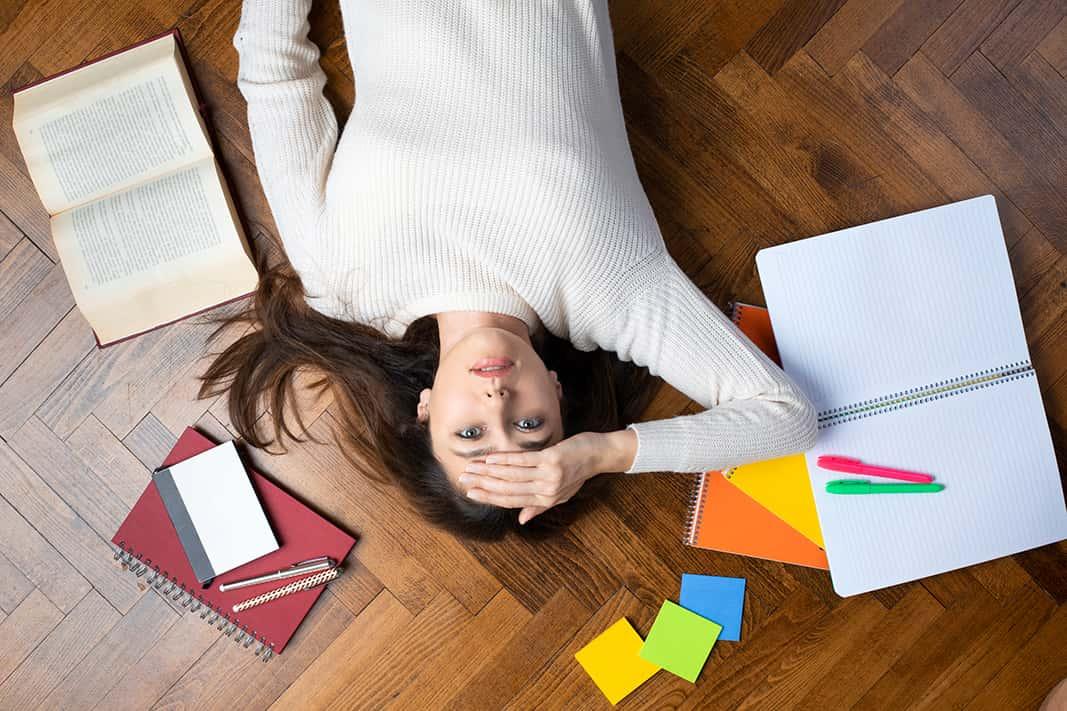 Was hilft gegen Prüfungsangst?